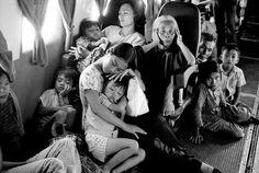 Vietnam War refugees, 1975