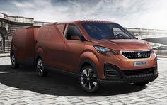Peugeot cria seu próprio Food Truck +http://brml.co/1aDKfbX