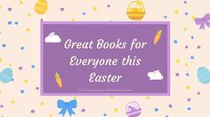 great books for easter