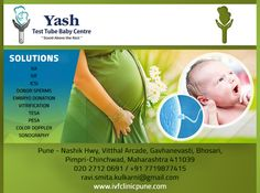 Looking for IVF Clinic in Pune? Visit Yash Test Tube Baby centre ,excellent Ivf Center in Pune ,get quality specialized tailored made fertility and gynecological services to every individual couple on par with western standards. Visit For More Details:http://www.ivfclinicpune.com/