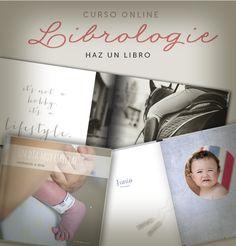 $35 LIBROLOGIE, curso online para maquetar libros con fotografías: http://www.jackierueda.com/cursos/librologie/ #cursoonline #fotografía #libros #diseño