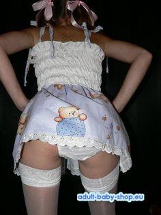adult babies wearing girdles