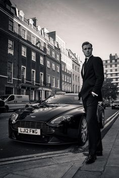 Suit |Aston Martin ☆