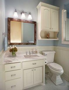Small bathroom remodel - traditional - bathroom