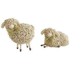 Whimsy Sheep from Pier One