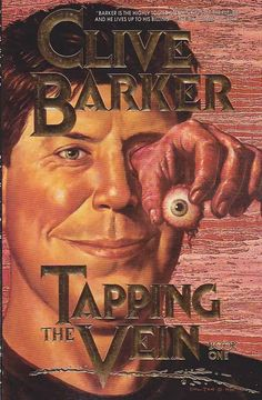 Tapping the Vein is a comic series of Clive Barker's short stories from the The Books of Blood published by Eclipse Comics between 1989 and Rare Comic Books, Comic Books For Sale, Sci Fi Books, Horror Books, Horror Comics, A Comics, Clive Barker Books, Vintage Horror, Book 1