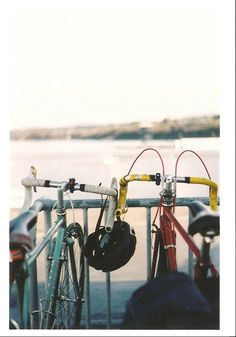 Go on a bike ride somewhere new. #isadoreapparel #roadisthewayoflife #cyclingmemories