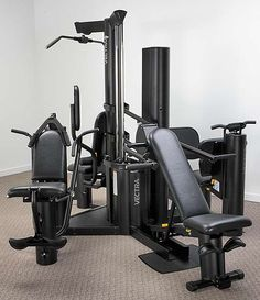 Vectra universal home gym model c1 corner unit