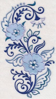 Machine Embroidery Designs at Embroidery Library! - New This Week Machine Embroidery Designs at Embroidery Library! - New This Week Hand Embroidery Tutorial, Embroidery Flowers Pattern, Learn Embroidery, Crewel Embroidery, Ribbon Embroidery, Embroidery Kits, Embroidery Jewelry, Flower Patterns, New Embroidery Designs
