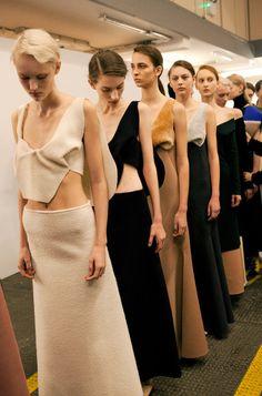 The Scene | London Fashion Week: J.W. Anderson Fall/Winter 2014