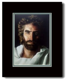 Jesus Prince of Peace Double Matted Print http://www.artnsoulwrks.com/-PRINCE-OF-PEACE-Double-Matted-P.item