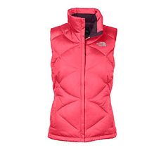 Avoid the marshmallow effect with this sleek vest | The North Face® Women's Aconcagua Vest #scheels