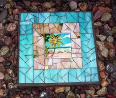 osaic stepping stones | Mosaic Stepping Stone | Flickr - Photo Sharing!