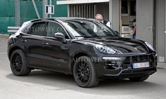 Porsche Macan coming out in 2014! Baby SUV and it takes diesel! :)
