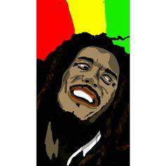 Bob Marley #snapchat #beezyhater Snapchat Drawings