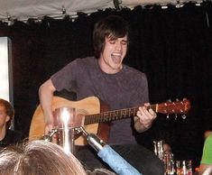 Brendon Urie, Music Instruments, Guitar, Musical Instruments, Guitars