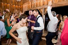 As the bride and groom, get out on the dance floor! Dancing will be the main form of entertainment at your wedding, and if your guests see you taking the lead, they will certainly want to follow.  . . . . .  #wedding #weddingreception #mhosr #reception #event #weddingplanning #eventplanning #mhosr #maine #music #weddingfun #dancing #newlyeds #married #marriage #weddingtips  Photo Credit: Lexi Lowell Photography