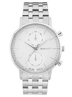 GANT PARK HILL | W11205 Daniel Wellington, Michael Kors Watch, Chronograph, Rolex Watches, Parka, Smart Watch, Fashion Accessories, Dating, Women