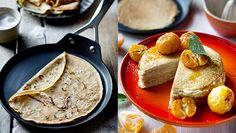 Flipping marvellous: celebrate Pancake Day the delicious way