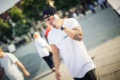 The Basic T-Shirt white! Get ready for the new SHRDD Collection! September Twentysixth. Only on shrdd.com!