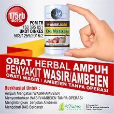 Obat Herbal Ambejoss & Salep Salwa DE NATURE Untuk Solusi Penyakit: - Wasir - Ambeien - BAB Sakit - BAB Berdarah - Benjolan Di Anus - Susah BAB - Anus Sakit / Perih / Panas - Dan berbagai keluhan wasir / ambeien lainnya. Diabetes, Herbalism, Moonlight, Herbal Medicine