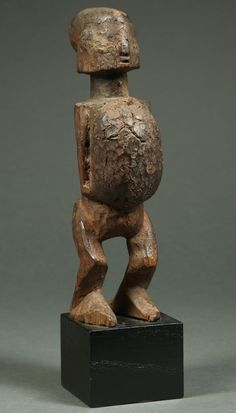 Important African Art Auction, Ends July 28-31. Powerful Teke Antique Magical Fetish Figure 1. Democratic Republic of Congo, 1870 - 1900. Historically, the Teke carved and employed figurative instruments such as this figure used to bring good fortune, protect, heal, and counteract evil. Starting Bid: $2,000