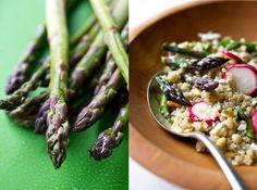 Quinoa and Asparagus Salad - NYTimes.com