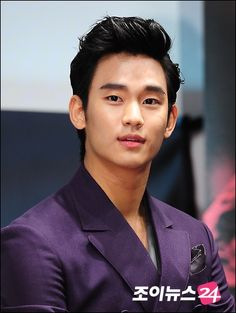 [June 12th 2012] Kim Soo Hyun (김수현) at The Thieves (도둑들) Press Conference