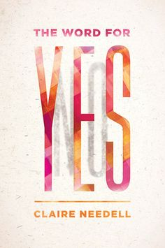 """Read The Word for Yes Online   Books to Read  -  Free Read Online The Word for Yes - After their parents' divorce, Jan, Erika, and Melanie have to get used to the new world order: a father who's moved to another continent and a mother who throws herself into moving on. Jan, off at her first semester of college, has plenty to worry about, including an outspoken roommate who's kind of """"out there"""" and an increasingly depressed and troubled long-distance boyfriend. Her younger sisters, left at…"""
