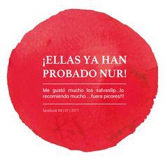 ¡Ellas ya las han probado! 🔴  #proyectonur #menstruación #sostenible