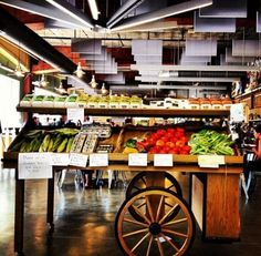 This post originally appeared onScoop Charlotte. Sign up for their bi-weekly newsletters to stay in the know. Nothing says summer like the sights and sounds of a vibrant farmer'smarket overflowin…