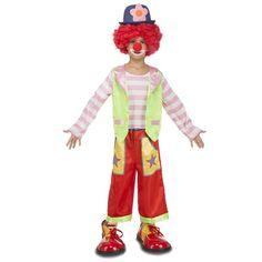 Déguisement Clown Rodéo #costumespetitsenfants #nouveauté2017