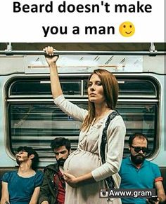 growing beard doesn't make you a man Real Facts, Weird Facts, Fun Facts, Reality Of Life, Reality Quotes, Success Quotes, Girl Quotes, True Quotes, Heart Touching Story