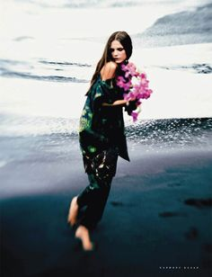 Regina Feoktistova in Editorial / #fashion #photography