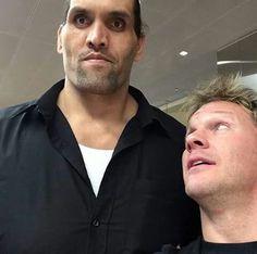 Chris Jericho & The Great Khali