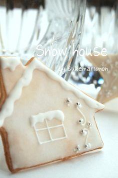 Snow house by Sukemarumon