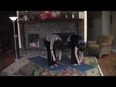 Yoga for Runners with Lindsay Wilson- Trainer In Your Back Pocket - YouTube