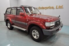 Japanese vehicles to the world: 1996 Toyota Landcruiser 4WD for Uganda to Mombasa
