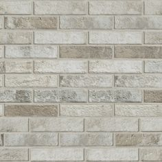 Olympia Tile + Stone - London Brick - Fog
