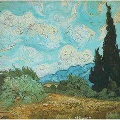 Van Gogh's Painting Technique: Impasto