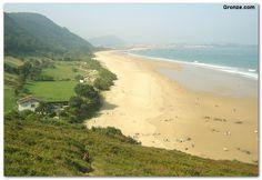 Etapa 11: Laredo - Güemes. Playa de Trengandín. Camino del norte en #Cantabria #Spain #Travel