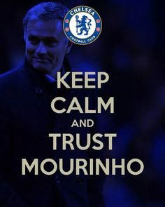 The chosen one Club Chelsea, Chelsea Fans, Chelsea Football, Football Memes, Men's Football, Chelsea Fc Wallpaper, The Special One, Chelsea London, Rangers Fc