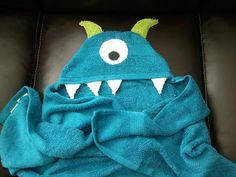 Monster Towel