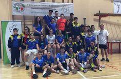 Cinquew News: Campionati Regionali Under e Juniores di badminton...