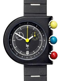 LIP Mach 2000 Dark Master Chronograph X