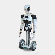 InMoov Explorer: Wheel-Mounted 3D Printed Robot Virtually Takes Hospitalized Children to the Zoo