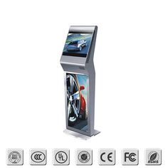 Floor-Standing Interactive Digital Board, Self Service Kiosk Digital Board, Self Service, Advertising Services, Kiosk, 3d Printer, Signage, Boards, The Unit, China