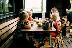 My heart will always belong at the kids table | by lars wastfelt
