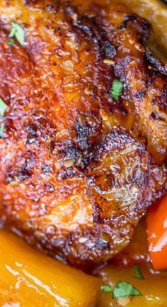 Slow Cooker Hawaiian Pineapple Chicken - Dinner, then Dessert Crock Pot Slow Cooker, Slow Cooker Chicken, Slow Cooker Recipes, Crockpot Recipes, Cooking Recipes, Crockpot Dishes, Slow Cooking, Turkey Recipes, Chicken Recipes