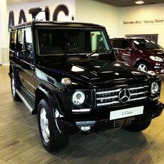 Mercedes G-Wagon.